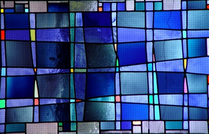 Making Stained Glass at Home