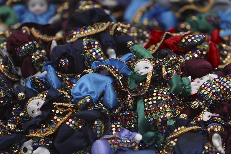 How to Make A Mardi Gras Jester Doll