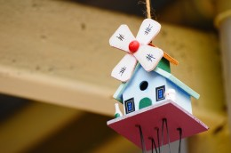 Washer Wind Chime