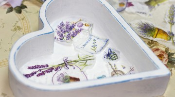 Decoupage in 5 Simple Steps