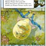 Humpty Dumpty — Illustrated by Frederick Richardson