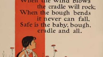 Hush a Bye Baby on the Tree Top — Illustrated by W.W. Denslow