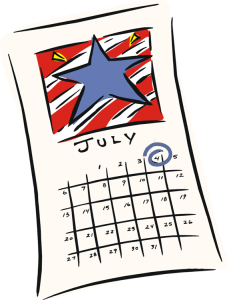 Happy July!