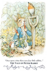 Thumbnail image for Beatrix Potter Posters