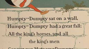 List of Nursery Rhymes