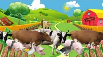 Animal Nursery Rhymes – Old MacDonald
