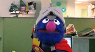 Sesame Street: Super Grover 2.0 – Observation