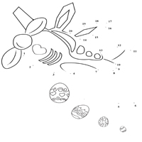 Thumbnail image for Easter Visit Dot to Dot