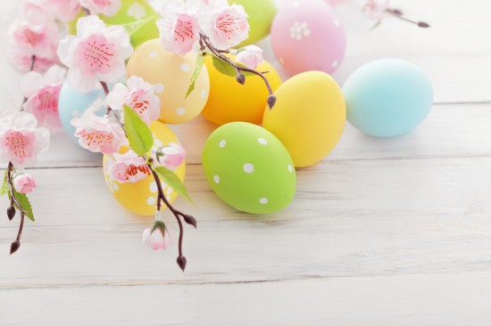 Easter Eggs Branch