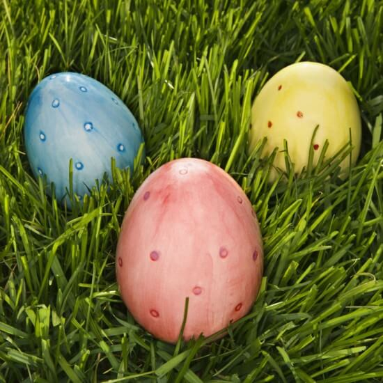 The History of the Decorated Easter Egg