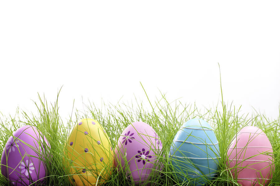 The Origins of Easter Eggs