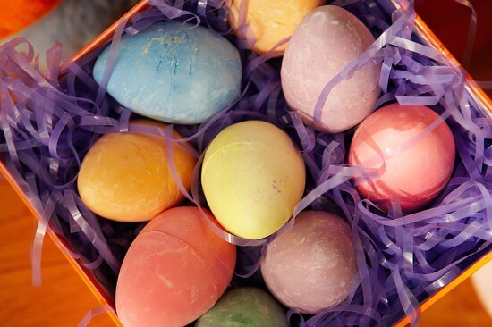 Ideas for an Easter Egg Hunt