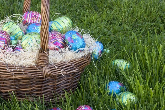 Easy Easter Baskets for Teens