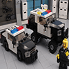 Lego Police Dodge Charger Jigsaw