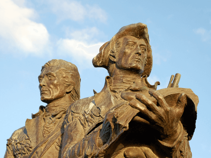 About Lewis and Clark