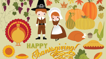 Pilgrims History Thanksgiving