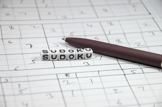Sudoku Games and Pen