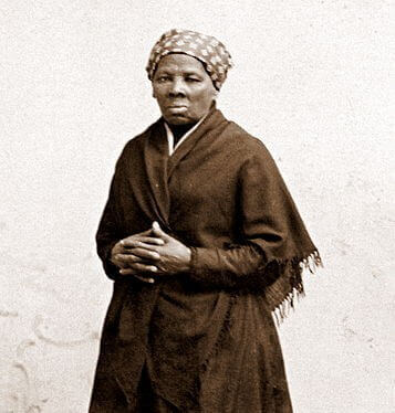 Harriet Tubman, circa 1885.