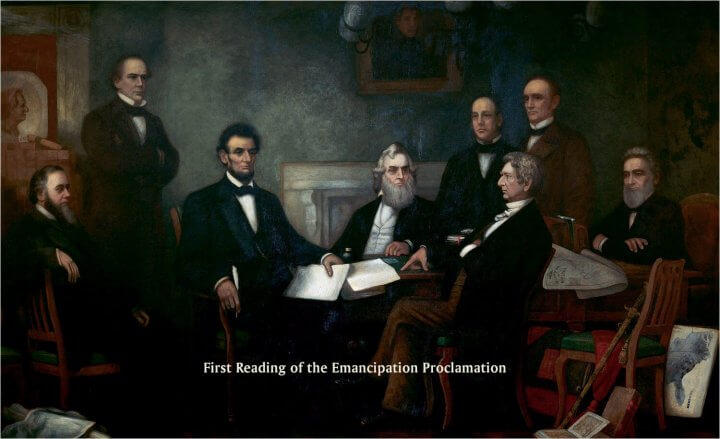 First Reading Emancipation Proclamantion