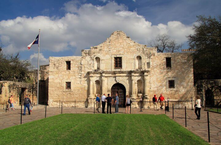10 Facts About The Alamo 187 Almanac 187 Surfnetkids