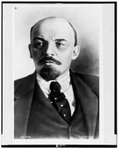 V.I. Lenin, revolutionary or rapscallion?