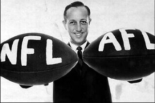 Pete Rozelle, Sportsman & Sports Marketing Genius.