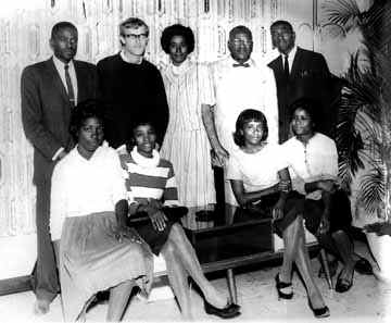 John L. LeFlore and Freedom Riders