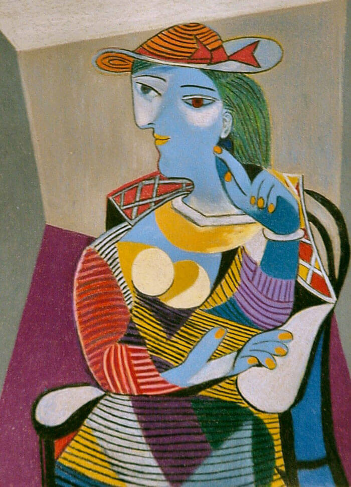 Seated Woman (Marie Therese), 1937