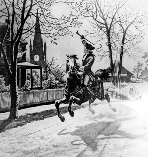 10 Fun Facts about Paul Revere
