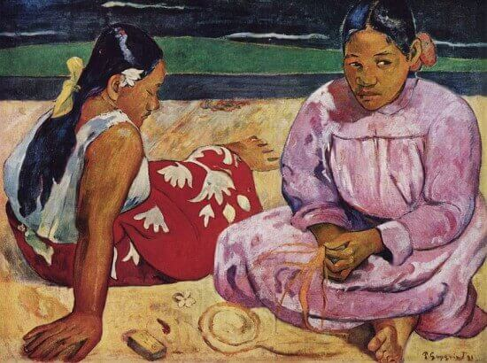Thumbnail image for Paul Gauguin Gallery