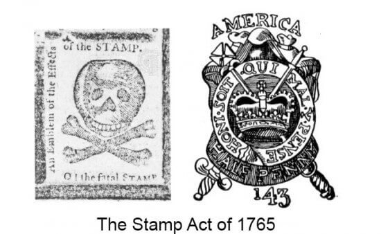 Thumbnail image for 10 Facts About the Stamp Act of 1765