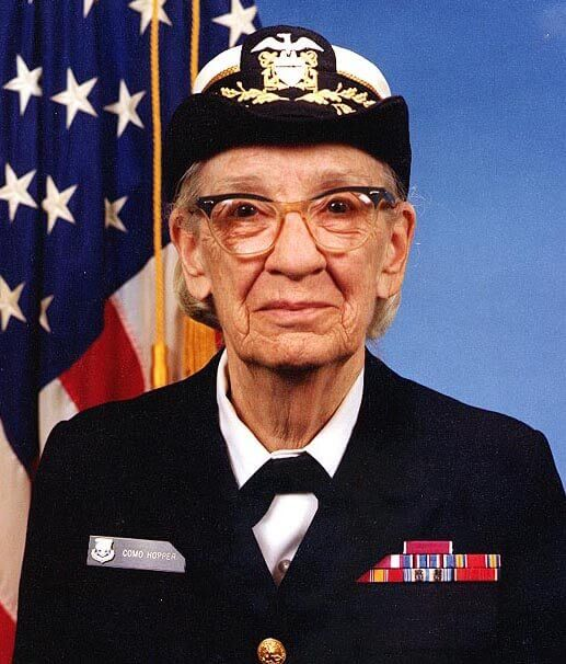 Thumbnail image for 10 Facts about Grace Hopper