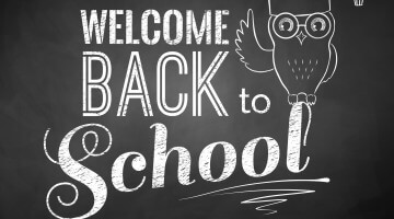 Welcom Back School