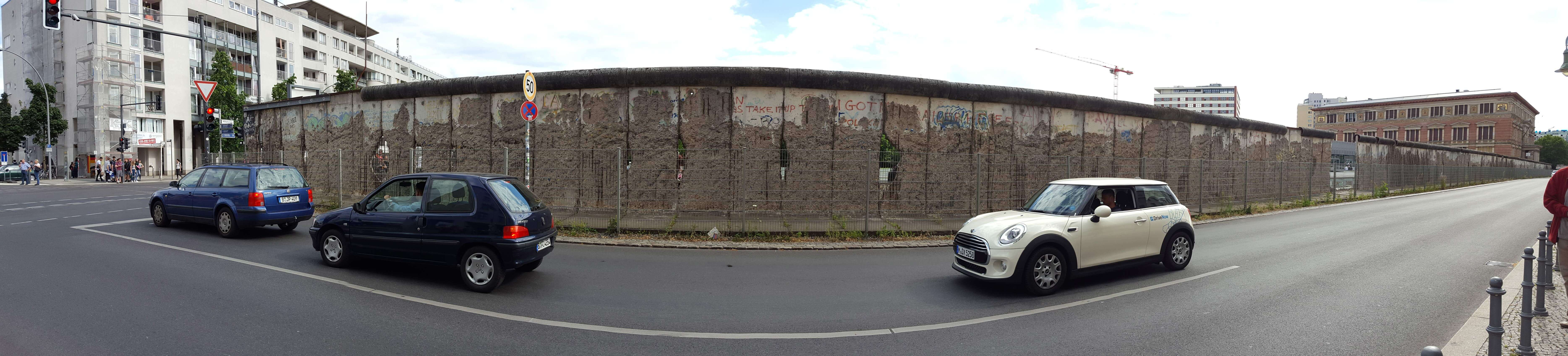 Berlin Wall Panorama