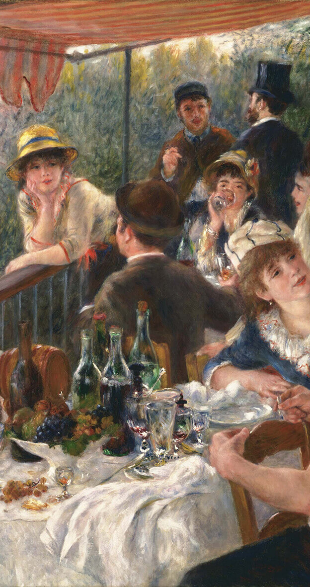 Top 10 Facts About Renoir #arthistory #k12 #curriculum #surfnetkids