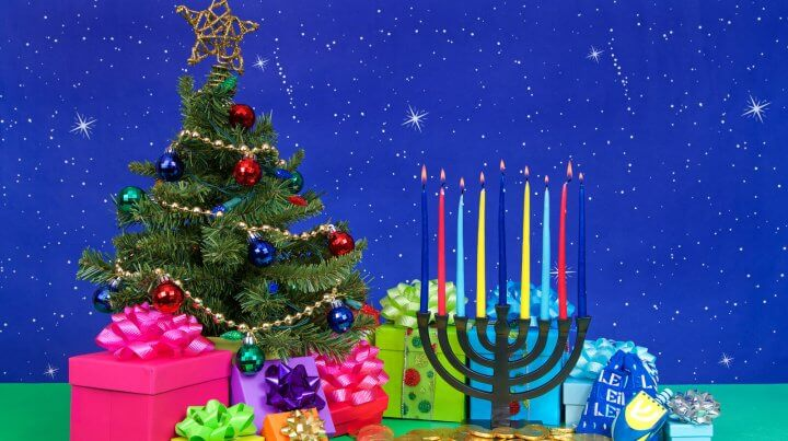 Christmas Hanukkah Resources