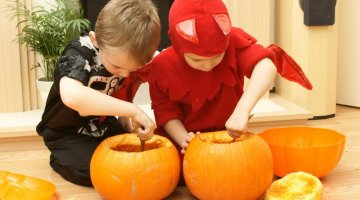 Safety Tips For Pumpkin Carving