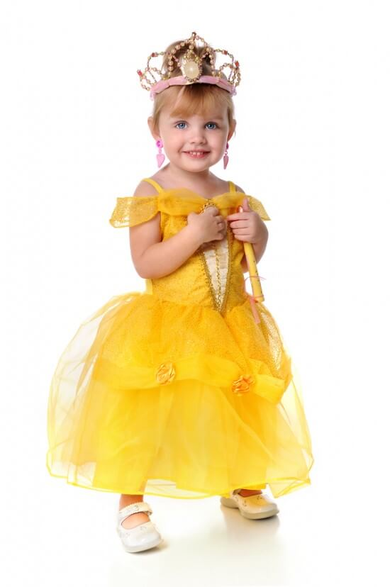 Top Five Halloween Costumes for Toddlers