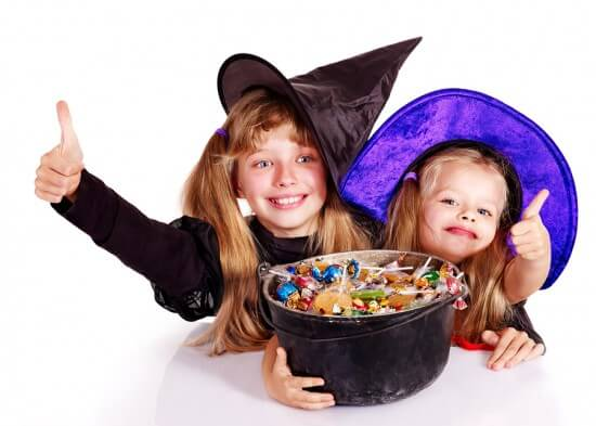 bigstock-Witch-children-with-trick-or--37187911