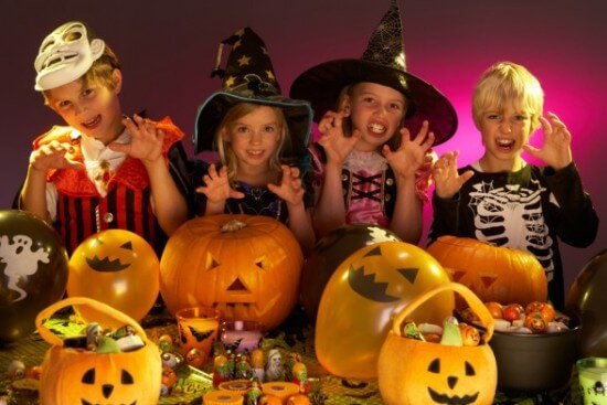Halloween Party for Your Little Monsters