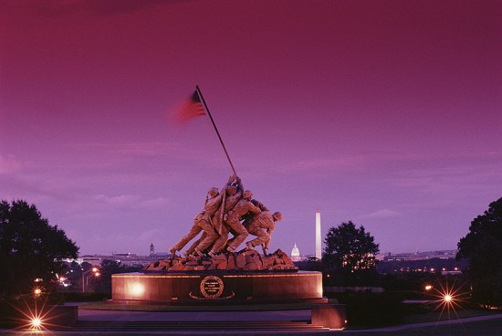 Washington D.C. Marine Corps Memorial