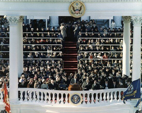 President Kennedy Inaugural Address