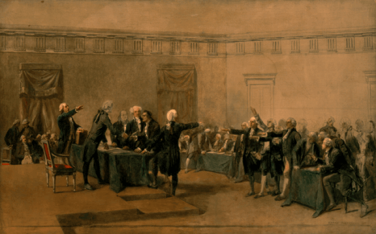 The repercussions of the american declaration of independence and the french declaration of the righ