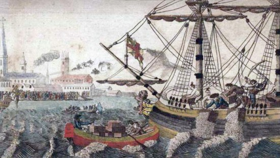 The Importance of the Boston Tea Party Independence Day