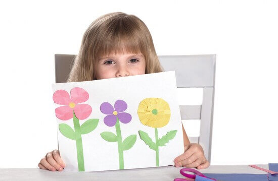 More Mother's Day Crafts for Preschool Age Kids