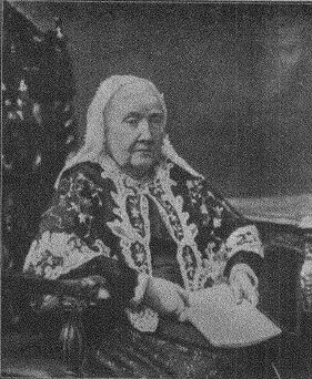 Julia Ward Howe, 1908