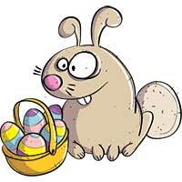 Thumbnail image for Easter Bunny Matching