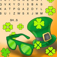 Word Hunt for St. Patrick's Day