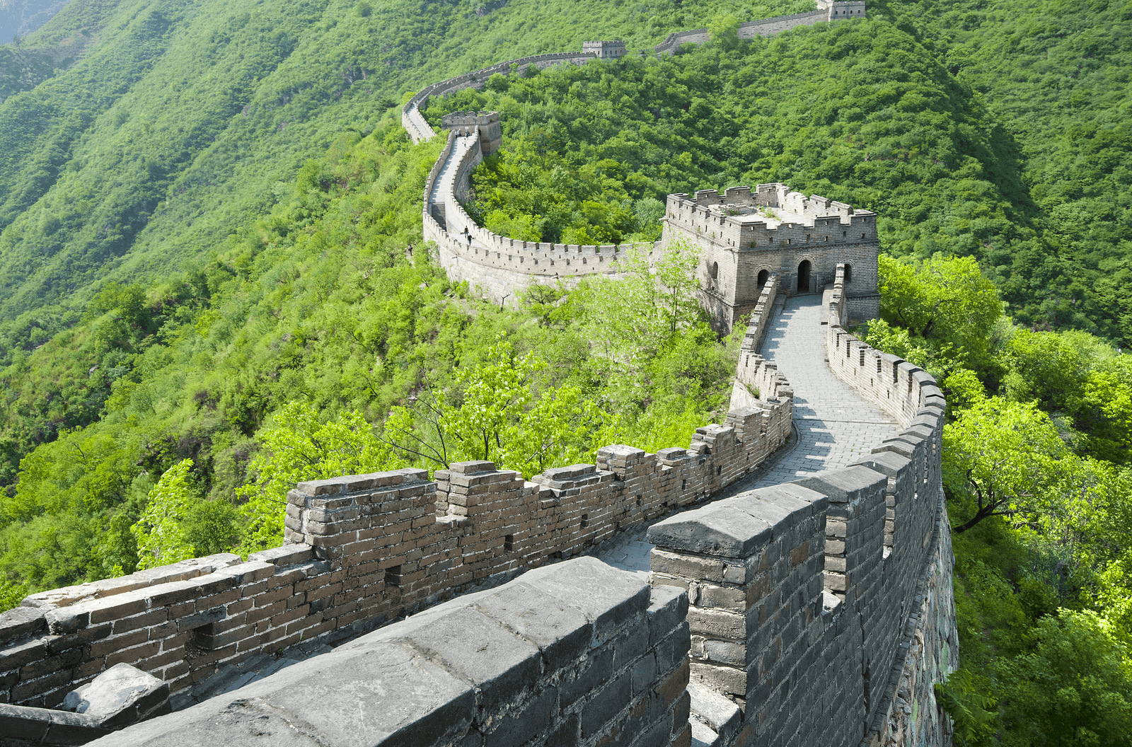 Great Wall of China » Resources » Surfnetkids