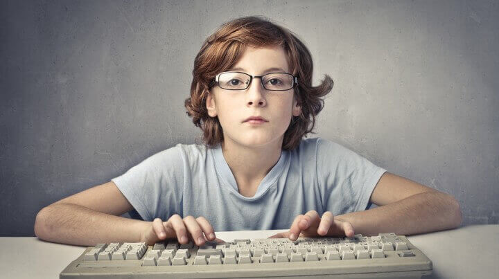 Kids and Passwords